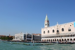 The beauty of Venice