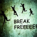 break the clutter shackles