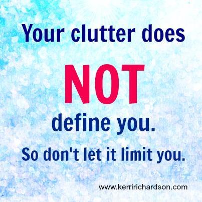 clutterdefine